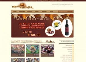 ecommerce saporedicastagne.com